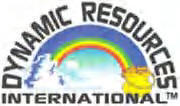 Dynamic Resources International Logo